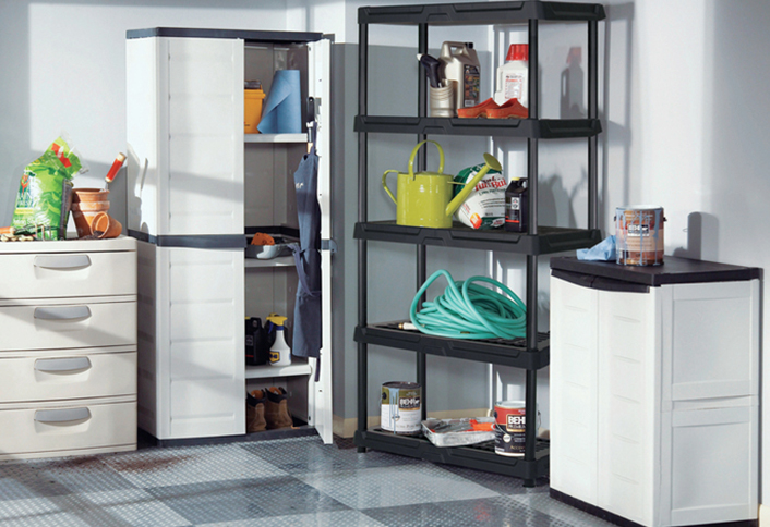 Marvelous Garage Organization Ideas Home Depot Part - 3: Garage Storage Systems