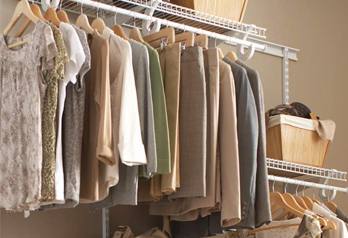 How to Install a Closet Organizer System at The Home Depot