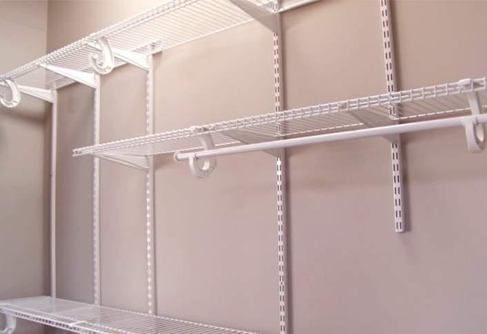 How to Install Closetmaid Shelves