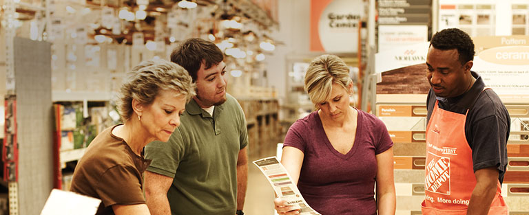 Archived Workshops Step By Step Instructions At The Home Depot
