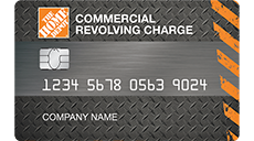 Apply for Home Depot Commercial Revolving Card