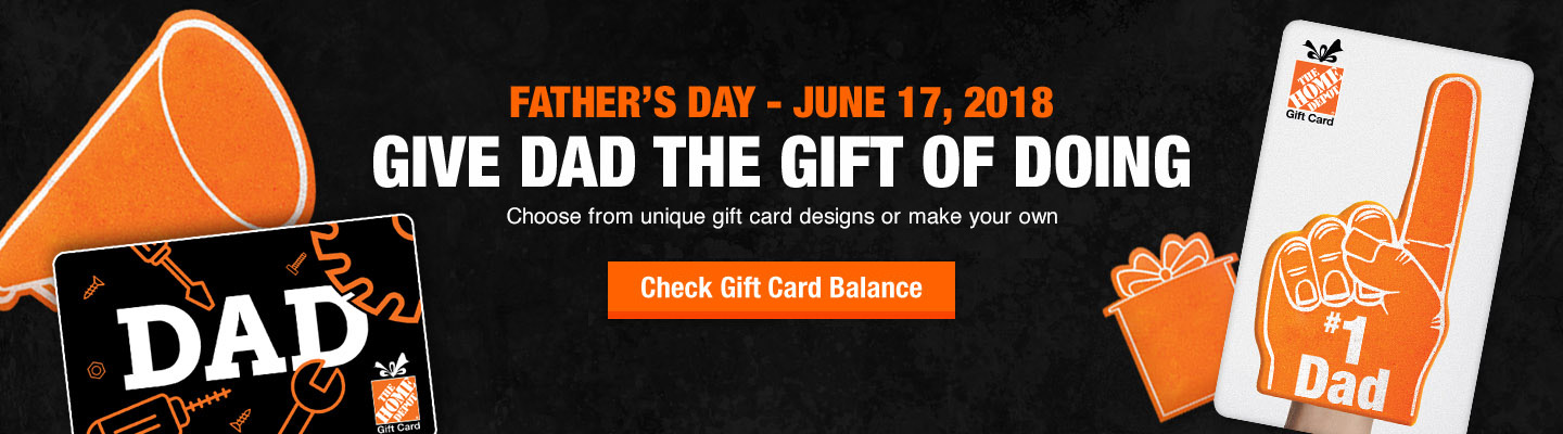 Home Depot Gift CardsHappy Gift Card Balance Check