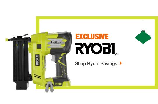 shop ryobi savings