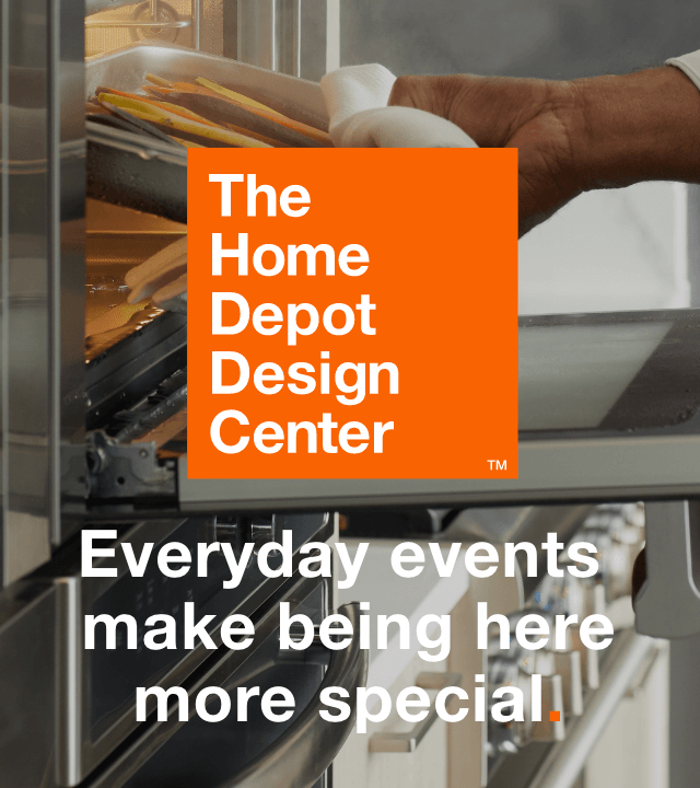 The Home Depot Design Center Upcoming Events