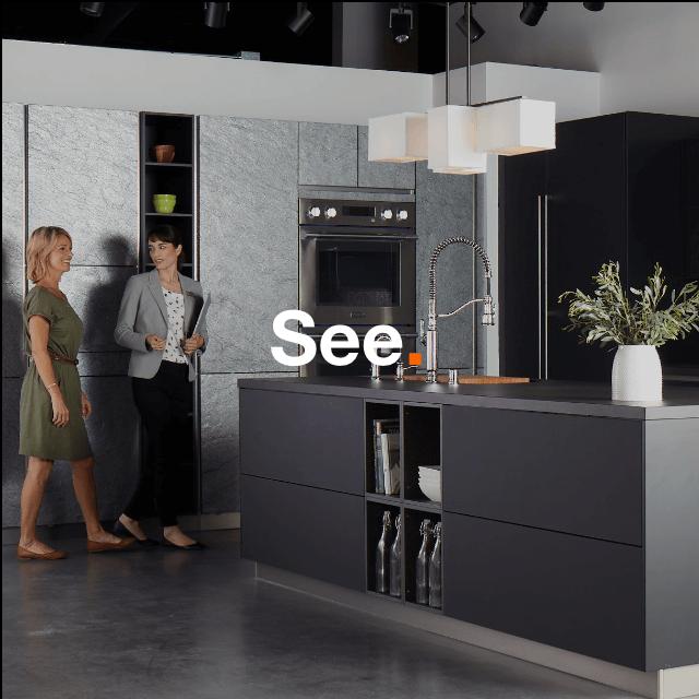Kitchen & Bathroom Design Showroom - The Home Depot Design