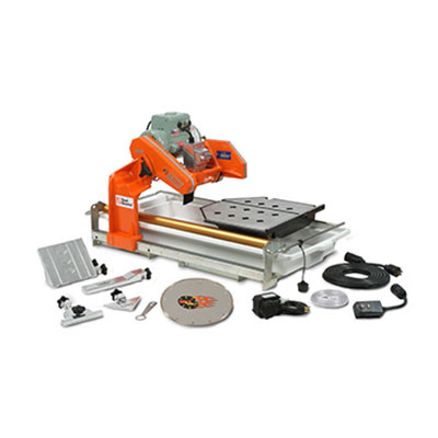 Medium Tile Saw Al The Home Depot