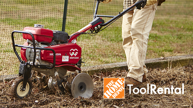 Tool Rental at The Home Depot