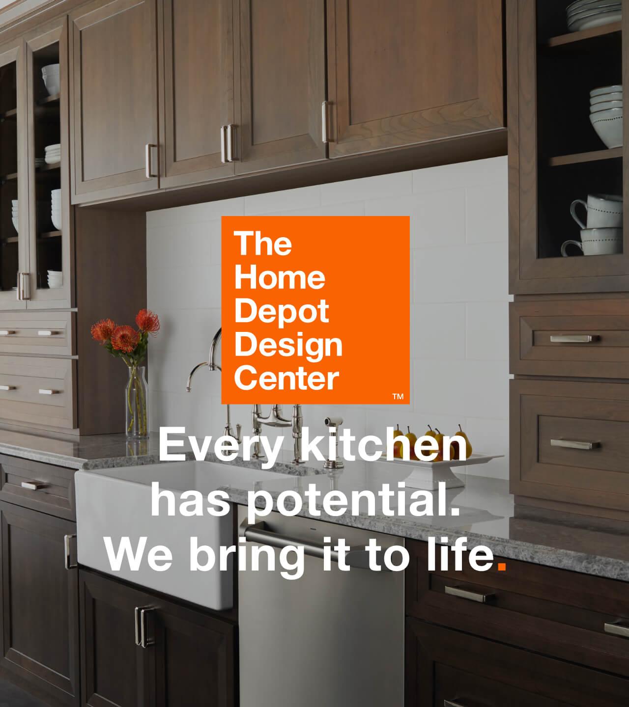 Kitchen Design Showroom - The Home Depot Design Center