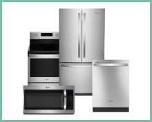 Up to 35% Off Kitchen Appliance Packages