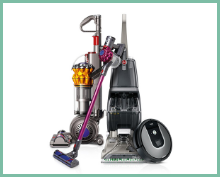 Up to 40% Off Vacuums & Floor Care