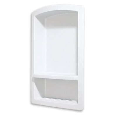 Shower Niches  sc 1 st  Home Depot & Shower Doors Parts \u0026 Accessories - Showers - The Home Depot