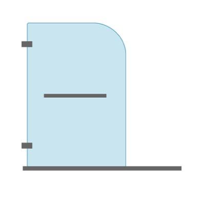 Fixed Shower Doors