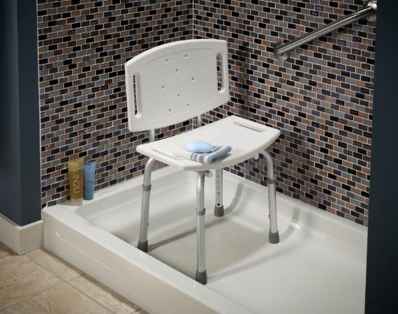Angled Bathroom Grab Bar Stainless Steel Bathtub Arm Safe-Grip Bars Bathtub Arm Safety Handle Wall Mount Handicap Grab Bars Bathroom Anti-Skid Safety Assist Bar