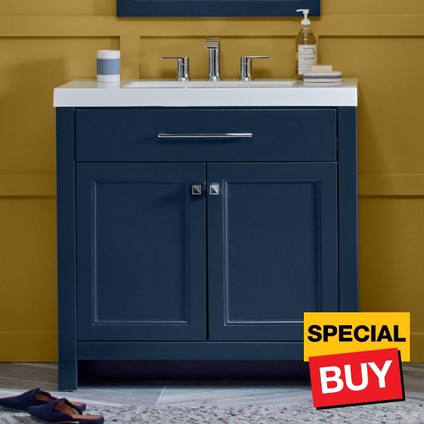 Special Values - Bathroom Vanities - Bath - The Home Depot