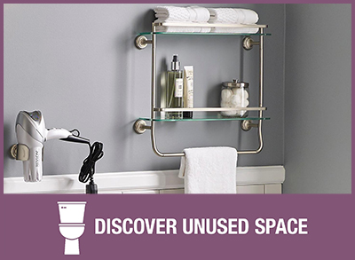 FIND UNUSED SPACE