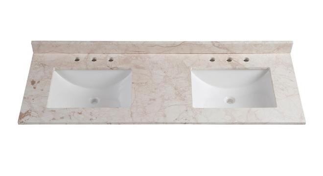 Bathroom Vanity Tops - Bathroom Vanities - The Home Depot