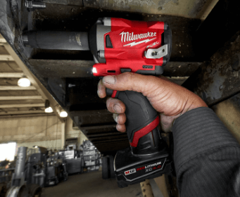 M12 FUEL 12-Volt Lithium-Ion Brushless Cordless Stubby 3/8 in. Impact Wrench