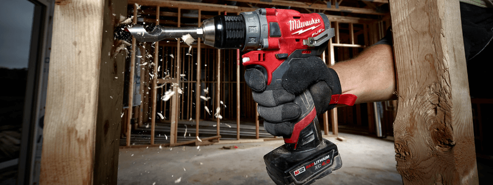 Milwaukee M12 Cordless, Compact tool system