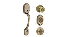 Brass Door Handlesets