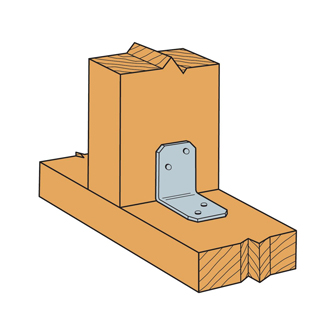Wood Connectors - Building Hardware - The Home Depot