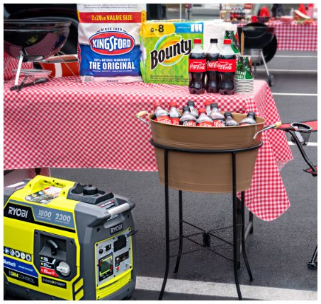 Tailgating & Hostgating - Sports & Outdoors - The Home Depot