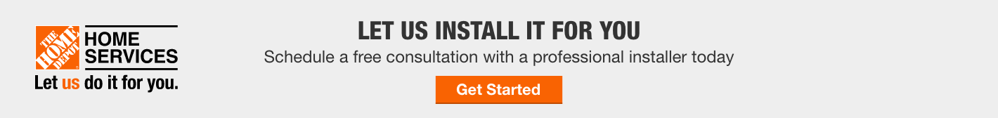 Let Us Install It For You