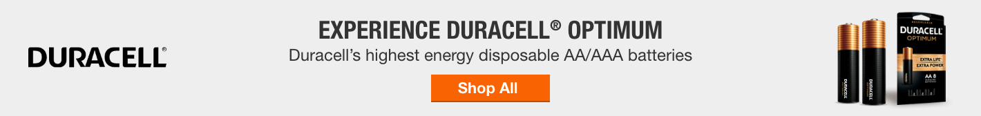 EXPERIENCE DURACELL® OPTIMUM