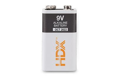 9v Batteries - Batteries - The Home Depot