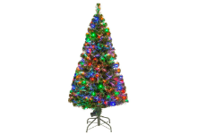 Fiber-Optic Christmas Trees