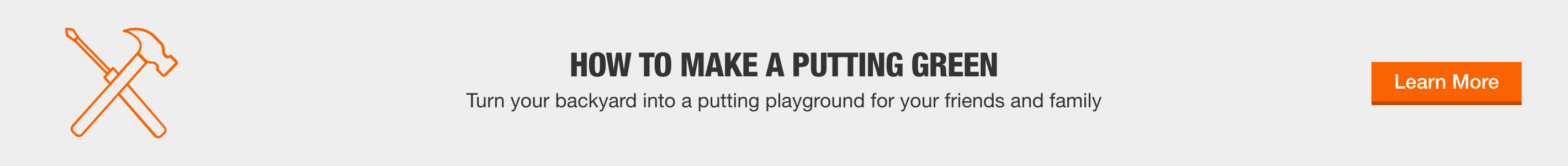 Guide: How to Make a Putting Green