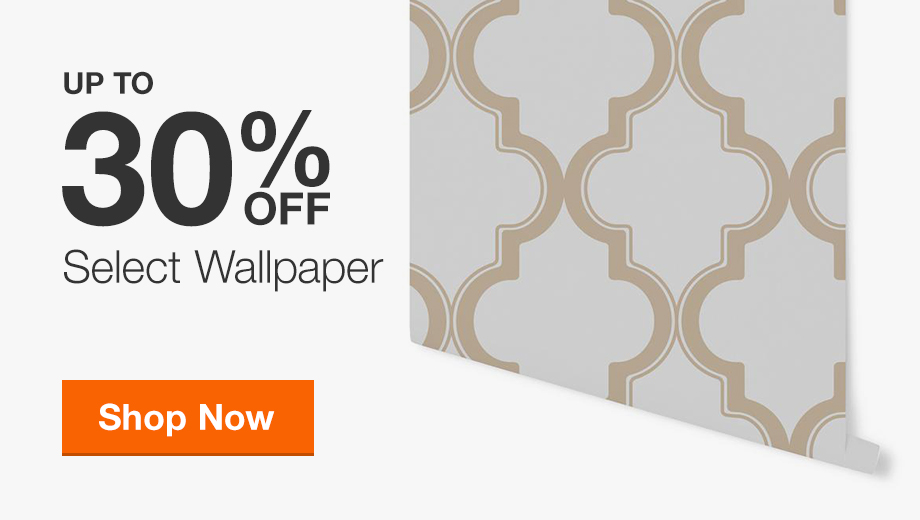 30% Off Select Wallpaper