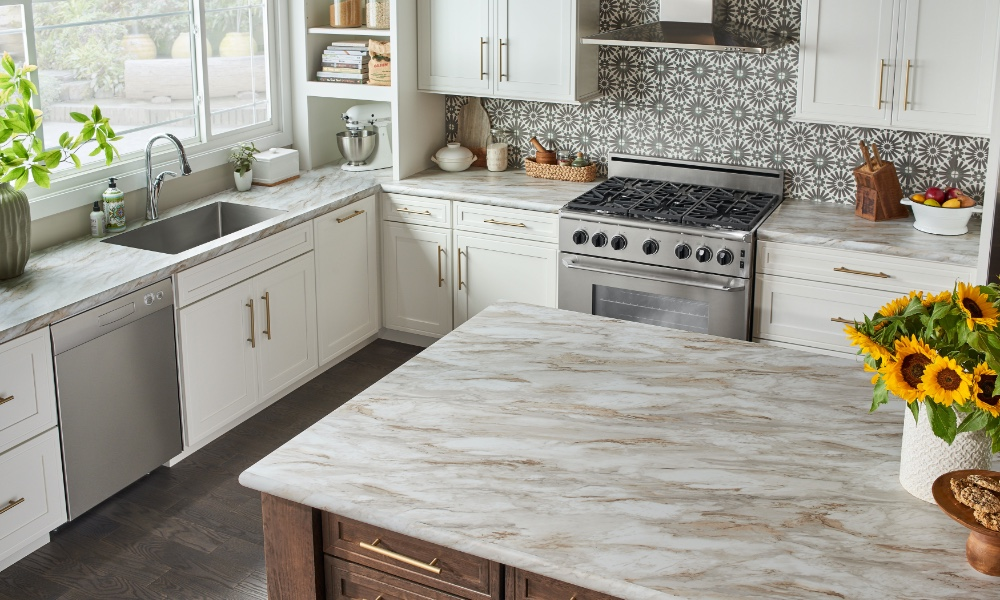 Rapid Install Laminate Countertops