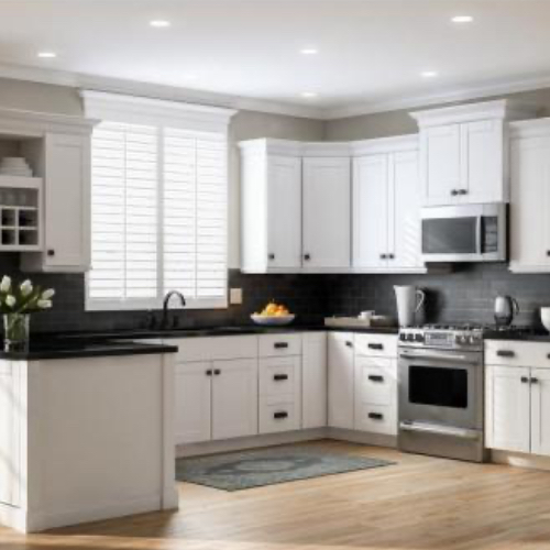 Ready To Assemble Kitchen Cabinets In Stock Kitchen Cabinets The Home Depot