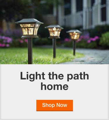Landscape Lighting Outdoor Lighting The Home Depot