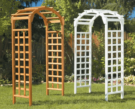 Remarkable Trellises Outdoor Decor The Home Depot Bralicious Painted Fabric Chair Ideas Braliciousco