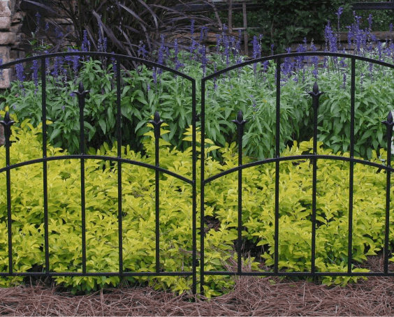 Garden Fence Panels - Landscaping - The Home Depot
