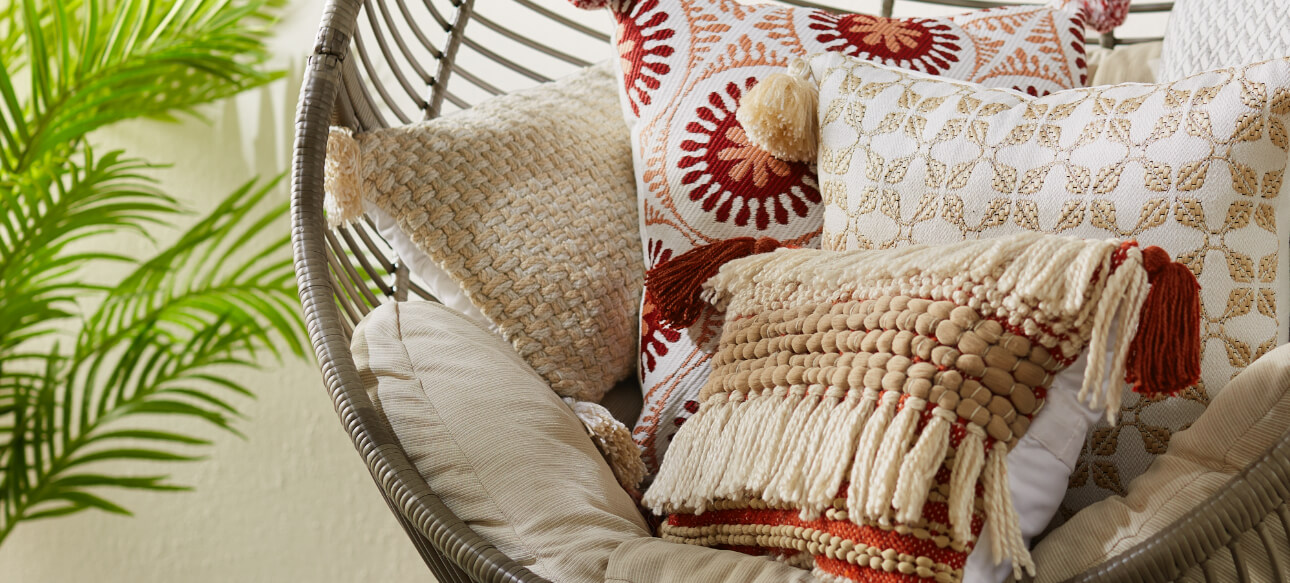 Outdoor Cushions - Patio Furniture - The Home Depot