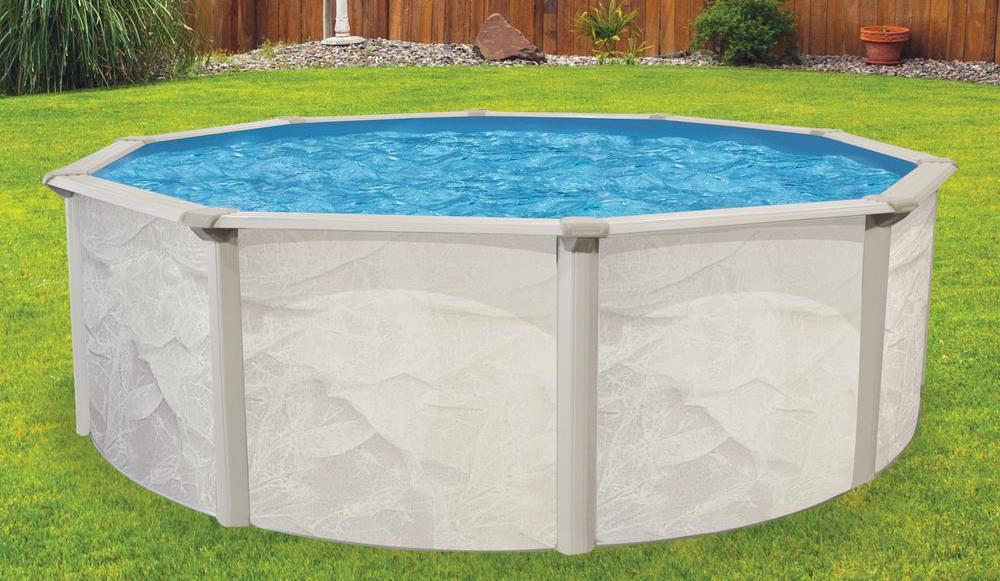 Above Ground Pools Pools The Home Depot