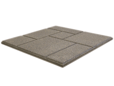 Wonderful Plastic Pavers · Rubber Pavers