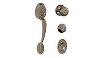 Door Handlesets. Pewter Door Locks