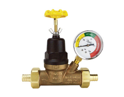 74 Style Flapper Check Valve with 1-1//8 in Barbed Ends