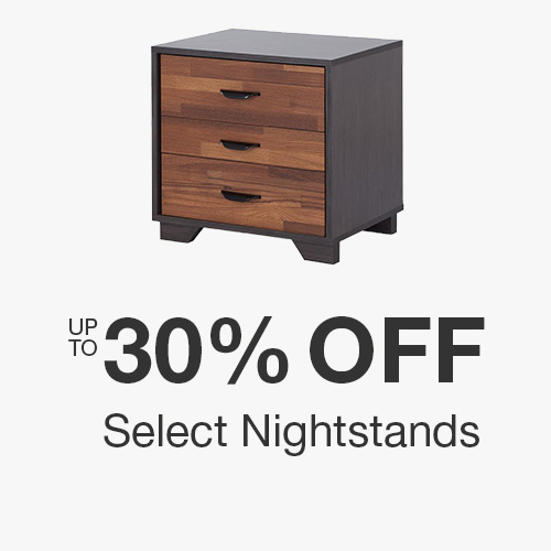 Up To 30 Off Nightstands