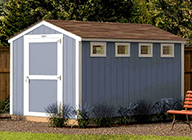 CUSTOMIZE YOUR SHED