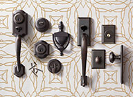 UP TO 25% OFF SELECT MAILBOXES, GARAGE DOOR HARDWARE & DOOR KNOBS