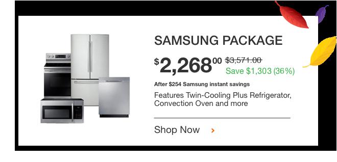 Labor Day Appliance Deals - Home Depot