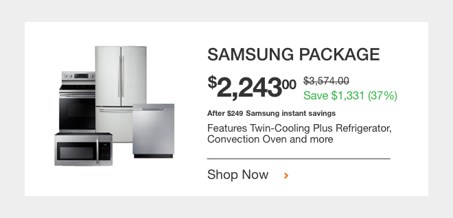 Appliance Savings Home Depot