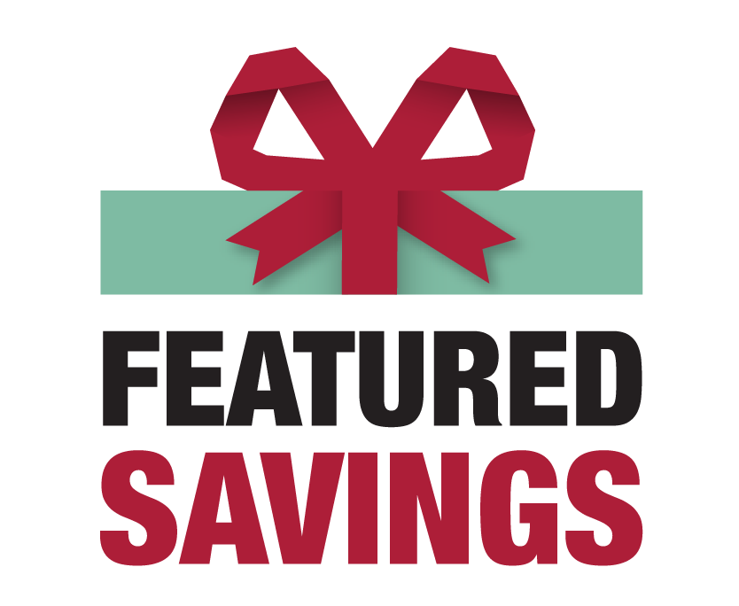 Black Friday Featured Savings