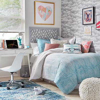 Cheerful Whimsy Dorm Room