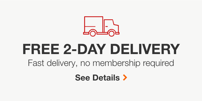 FREE 2-DAY DELIVERY