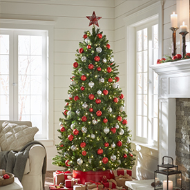 up to 25 off select artificial trees